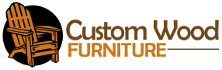 Custom Wood Furniture Logo
